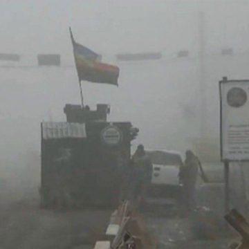 »Правый сектор» на «Майорском» вывел из себя пропагандистов РФ и боевиков при обмене
