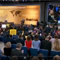 Пресс-конференция Путина набрала больше 70 тысяч дизлайков: Кремль пошел на экстренную меру — фото