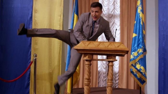 После шутки о Путине в России сняли «Слугу народа» с телеэфира «ТНТ»
