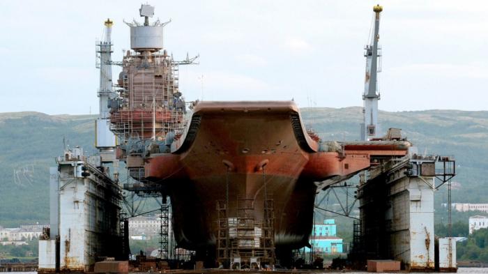 Бабченко рассказал о проблемах морского флота России