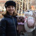 В Одессе в патрульную полицию продолжают приносить игрушки