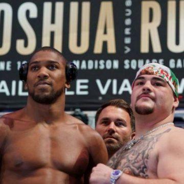 Бокс Джошуа — Руис-младший кто победил: где смотреть самый ожидаемый бой года