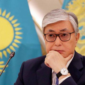 Казахи просят прощения украинцев за своего Токаева: #ВибачтеЗаНього – Слава Украине!