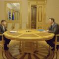 Зеленский лично огласил Гончаруку свое решение: «Очень неприятно»