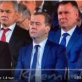 «Больно смотреть на него», — эмоции Медведева за 2 часа до отставки попали на видео