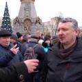 Стрелков с 500 «друзьями» пришел под Кремль бунтовать против Путина: «Видим только его двойников»