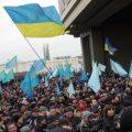 Крымские татары идут в Крым масштабным маршем — возможен силовой прорыв границы