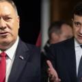 Помпео позвонил Зеленскому из-за сорванного визита в Киев: все подробности