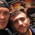 «Это Догма»: боксер Александр Усик вслед за тренером поддержал Ломаченко за видео с российскими спецназовцами