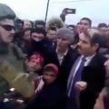 Видео, как «российский офицер» в Сирии призвал боевиков к войне против США: это закончилось плохо