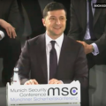 Речь Владимира Зеленского на 56-й Мюнхенской конференции по безопасности: онлайн-трансляция
