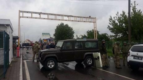 Массовые протесты на границе с Венгрией: КПП «Тиса» разблокировано, Минфин обратился к протестующим